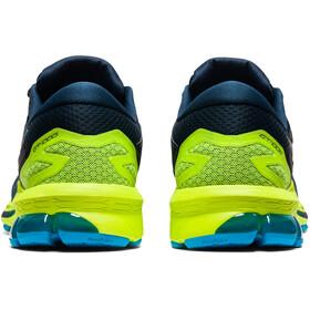 asics GT-1000 10 Shoes Men, blauw/geel